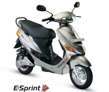 HERO ELECTRIC E-Sprint