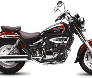 DSK HYOSUNG Aquila 250